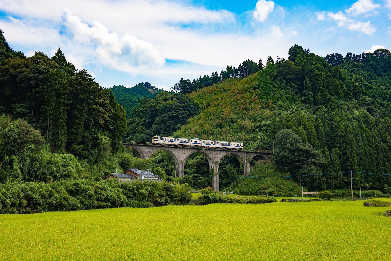 栗木野橋梁