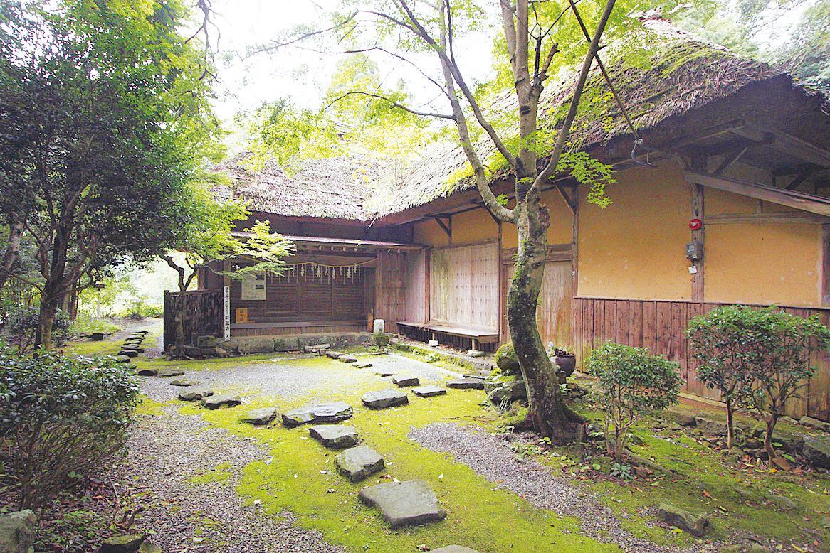 財蔵坊(添田町歴史民俗資料館)