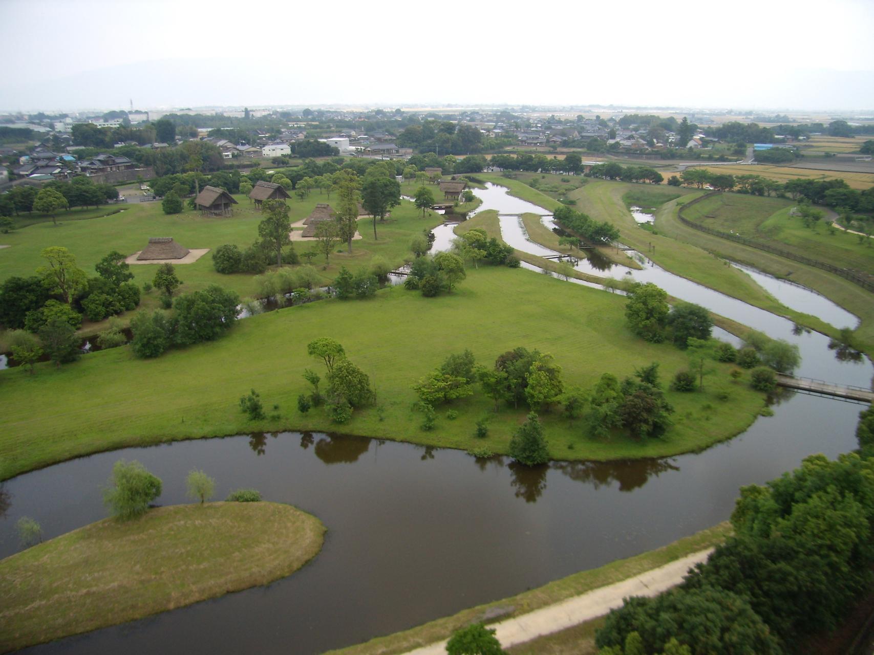 平塚川添遺跡公園